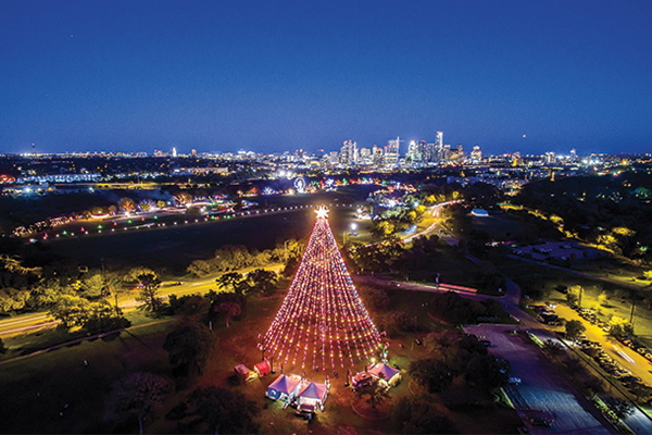 Five Ways to Celebrate the Holidays Austin-Style