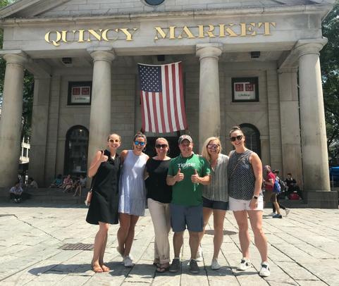 Historic Boston Walking Tour